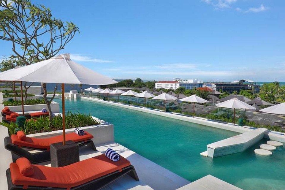 Aryaduta, Lippo Village, Bali_Rooftop