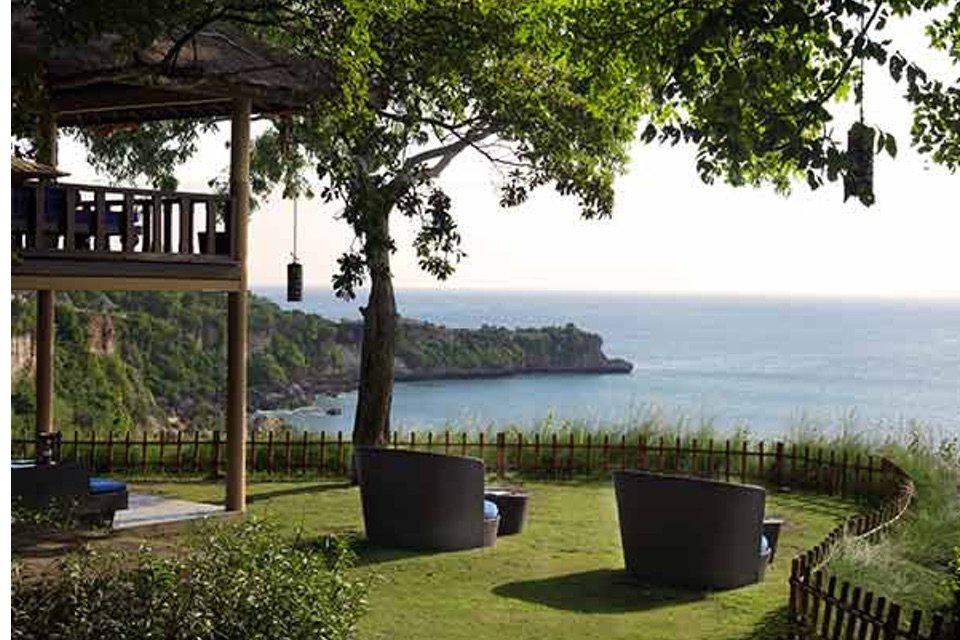 Ayana Resort, Kubu Beach Club_Above
