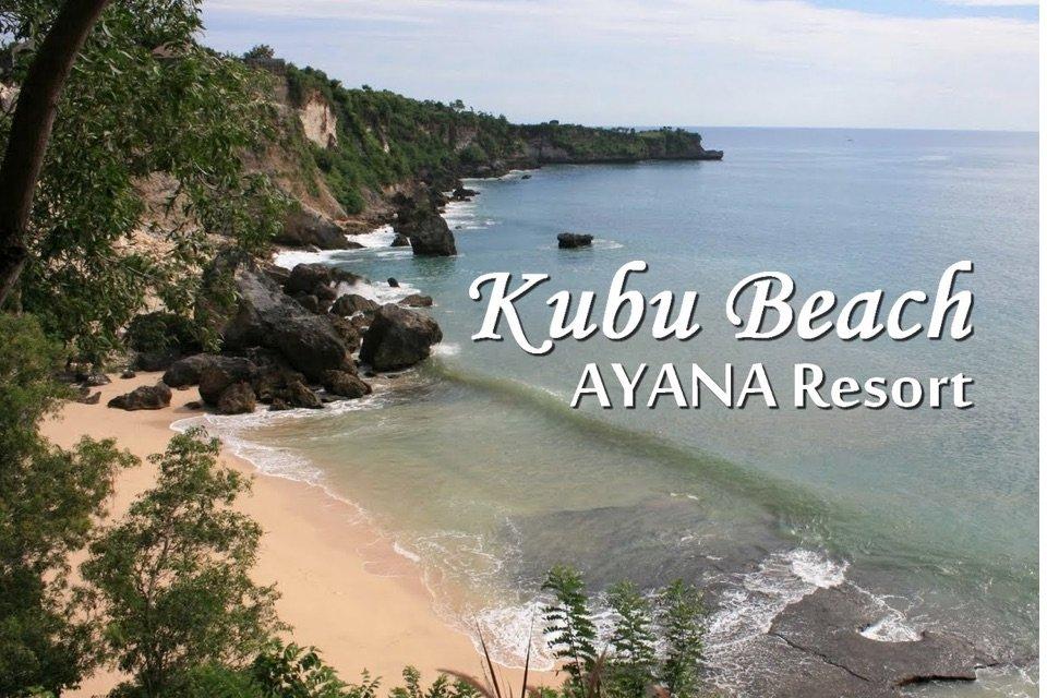 Ayana Resort, Kubu Beach Club_Beach