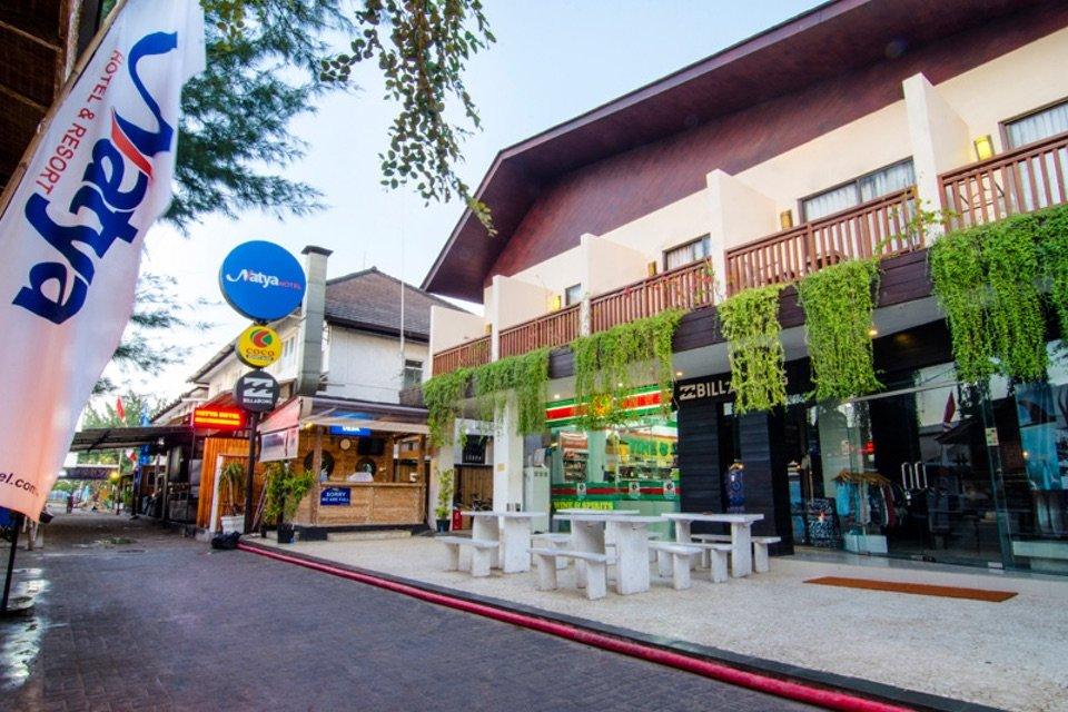 Natya Hotel, Gili Trawangan_Entrance