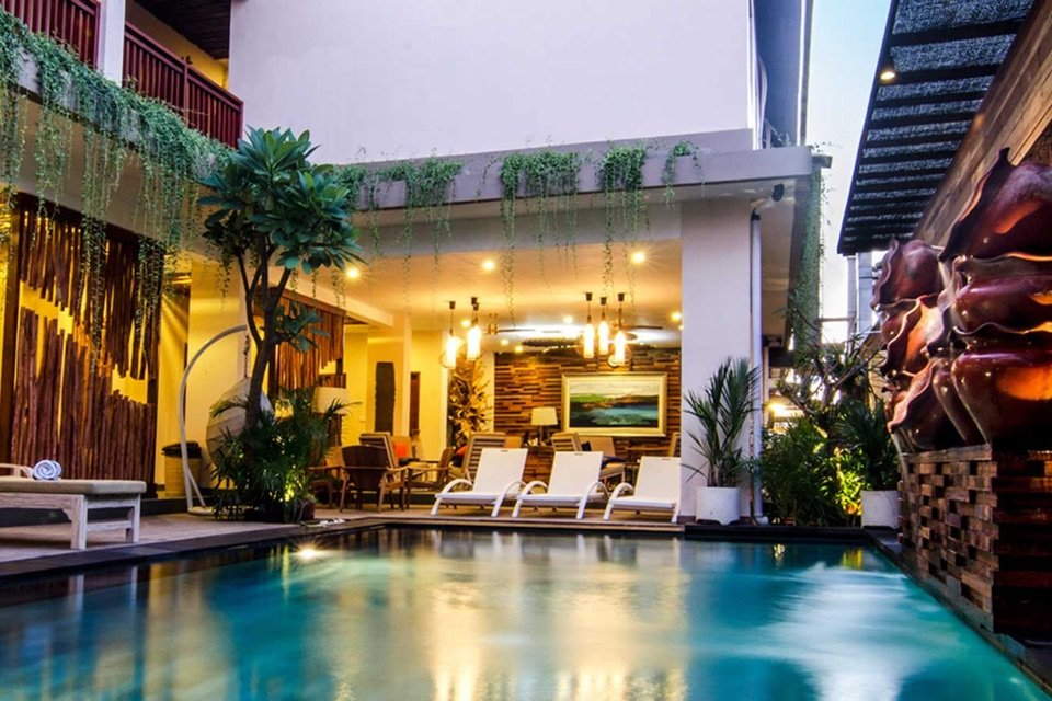 Natya Hotel, Gili Trawangan_Pool