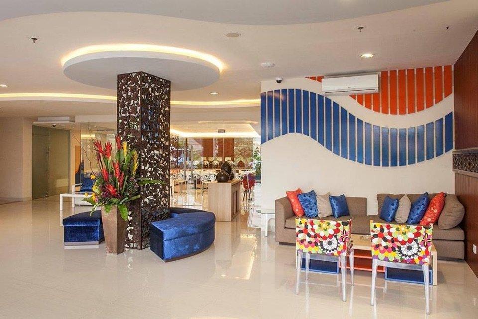 Natya Hotel Kuta, Bali_Lobby