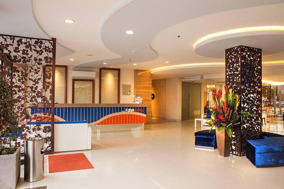 Natya Hotel Kuta, Bali_Reception