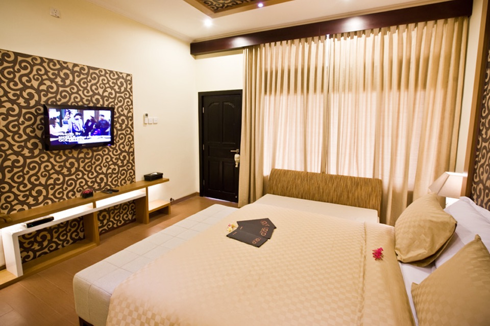Natya Hotel Tanah Lot_Room