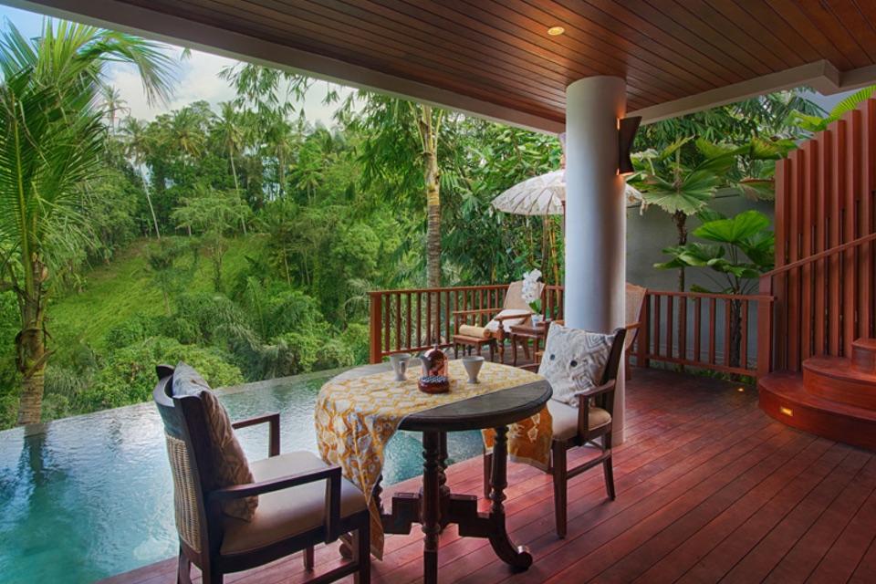 Natya Resort Ubud_Restaurant Pool