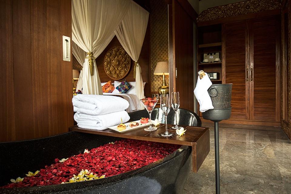 Natya Resort Ubud_Villa Bath