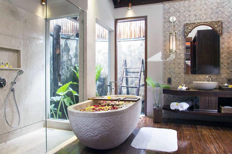 Natya Resort Ubud_Villa Bathroom