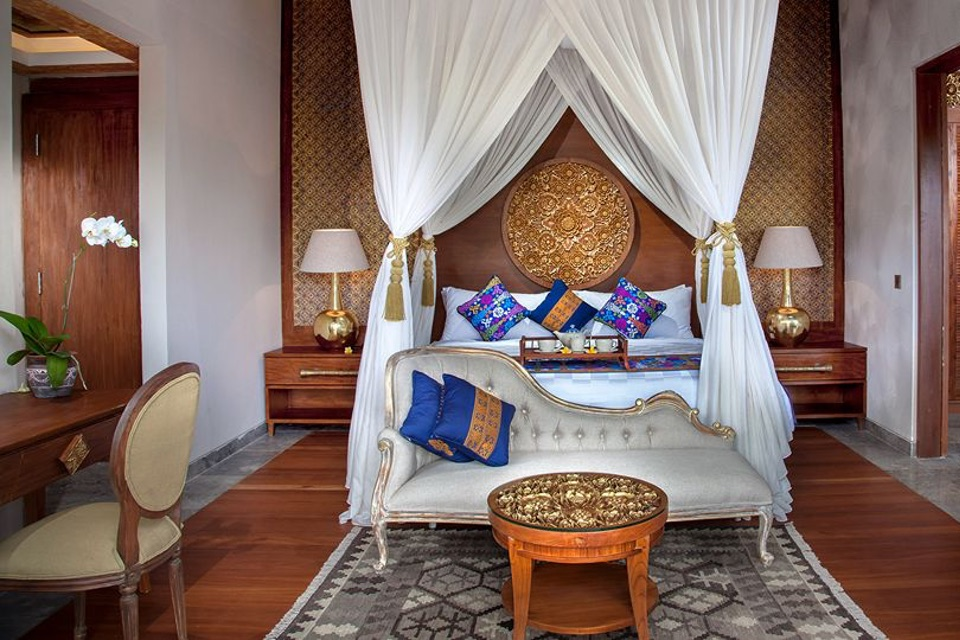 Natya Resort Ubud_Villa Bed