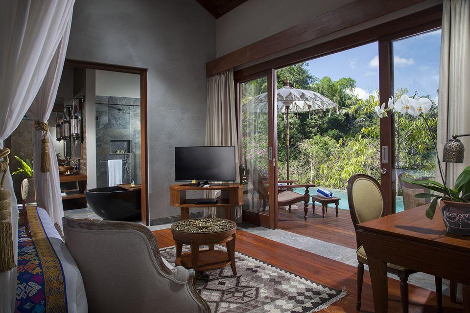 Natya Resort Ubud_Villa Inside