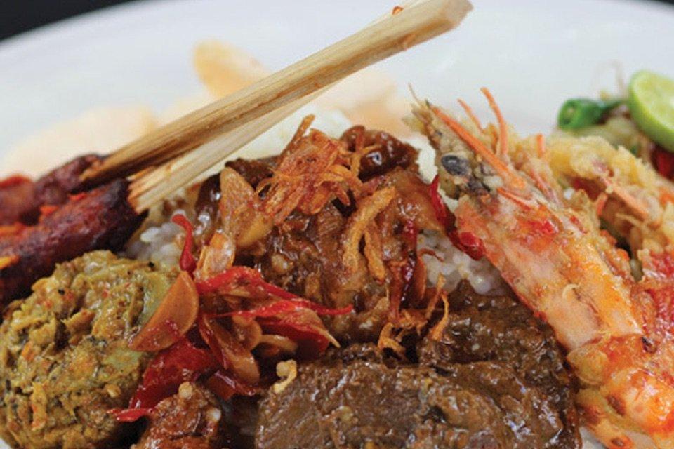 Natys Restaurant, Gili Trawangan_Food