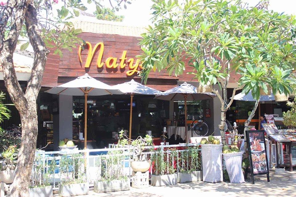 Natys Restaurant, Nusa Dua