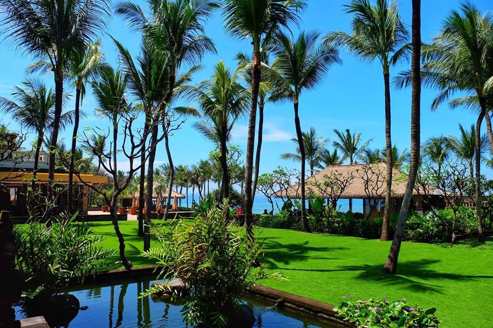The Legian Bali, Garden