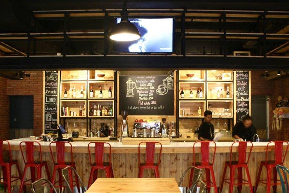The Spicery Deli & Bistro, Seminyak_Bar