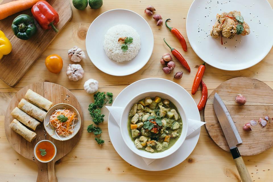 The Spicery Deli & Bistro, Seminyak_Food