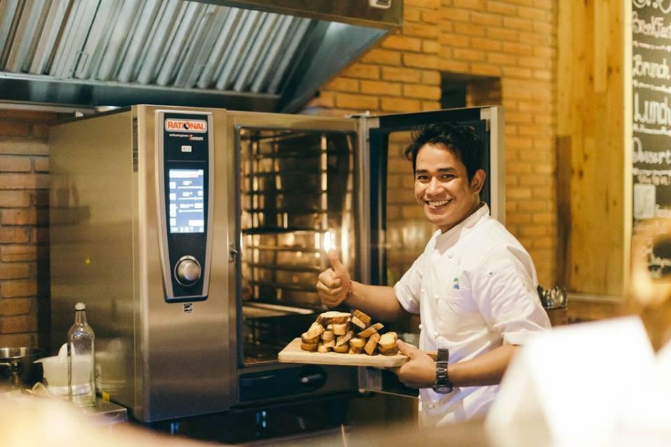 The Spicery Deli & Bistro, Seminyak_Kitchen